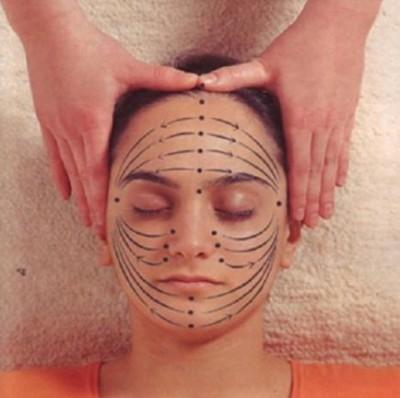 линии для наложения маски