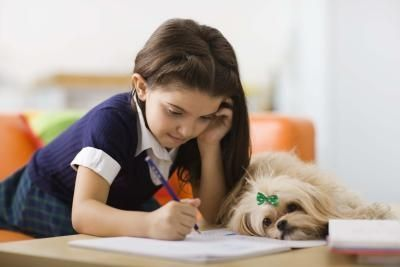 зачем ребёнку учиться писать